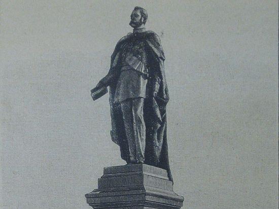 Памятнику Александру II в Петрозаводске исполнилось бы 130 лет