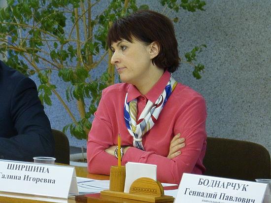 Как «сносили» петрозаводского мэра Галину Ширшину