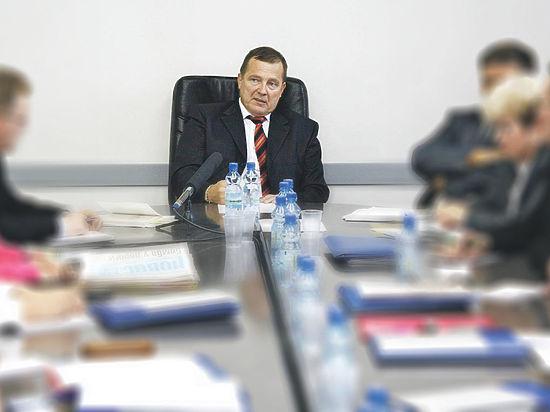 Политшахматная фигура: «Оживший командор» Сергей Катанандов