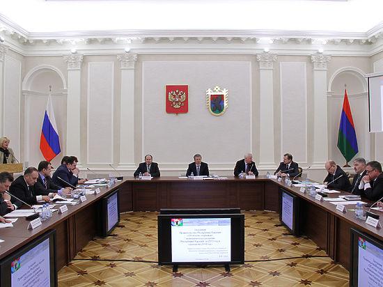 Правительство Карелии отправлено в отставку в полном составе