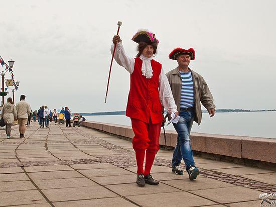 Как выглядит программа Дня города Петрозаводска-2016