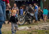 Как проходил юбилейный байк-фестиваль под Гирвасом