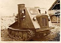 Какие чудеса техники выпускал Онежский тракторный завод. Часть 1