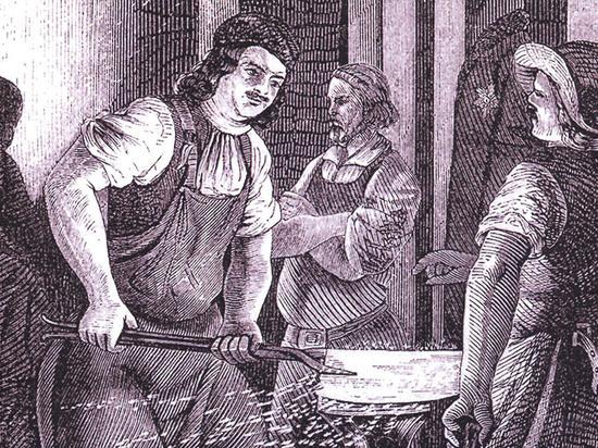 Малоизвестные страницы истории Петрозаводска первым записал Тихон Баландин. Часть первая