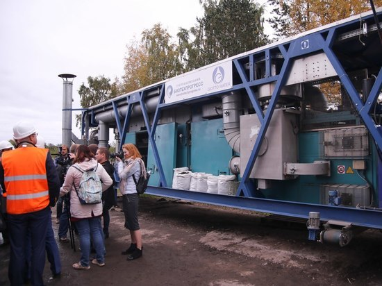 Петрозаводские канализационные очистные сооружения обезопасили Онего на новом уровне