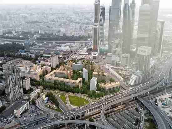 Карельская компания готова строить недорогие деревянные многоэтажки – но в Москве