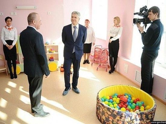 Детский садик с лифтом открыли в Петрозаводске