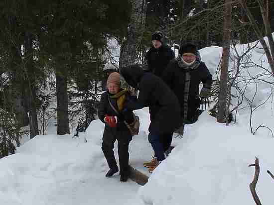 Туристские маршруты Карелии «тестируют» на пенсионерах
