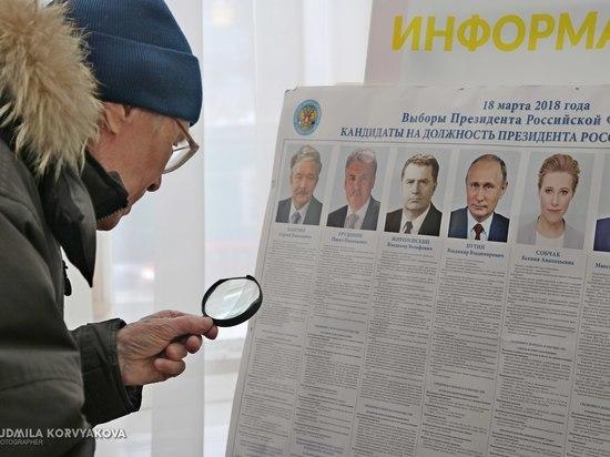 ВЦИК неполучали жалоб наизбиркомы в областях навыборах президента